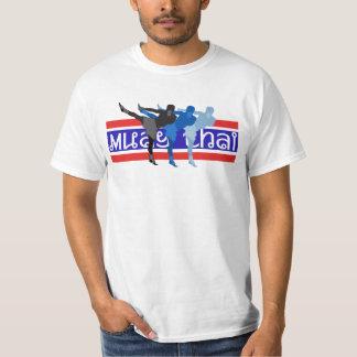 Camiseta tailandesa de Muay Polera