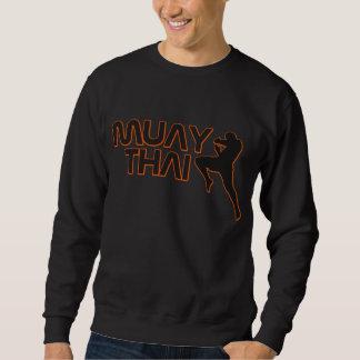 Camiseta tailandesa de Muay Sudadera Con Capucha