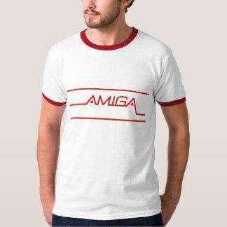 Camiseta temprana de Amiga