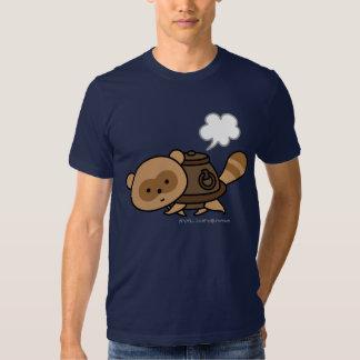 Camiseta - tetera Tanuki Playeras