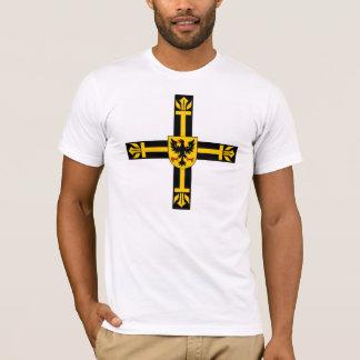 Camiseta teutónica de la orden