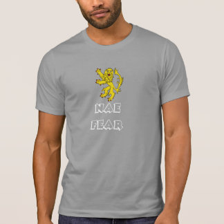 Camiseta timorata escocesa de Beasties Nae Mair Remeras