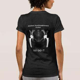 Camiseta total bilateral del reemplazo de la playeras