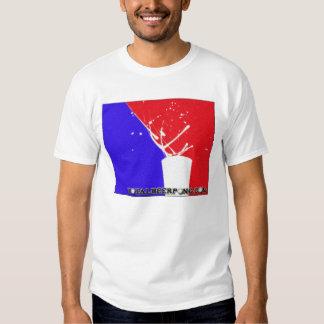 Camiseta total de Pong de la cerveza Polera