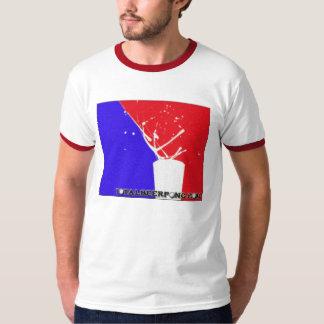Camiseta total del campanero de Pong de la cerveza Camisas