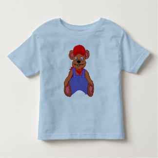 Camiseta total del oso