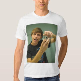 "Camiseta ""totalmente feliz"" poleras"