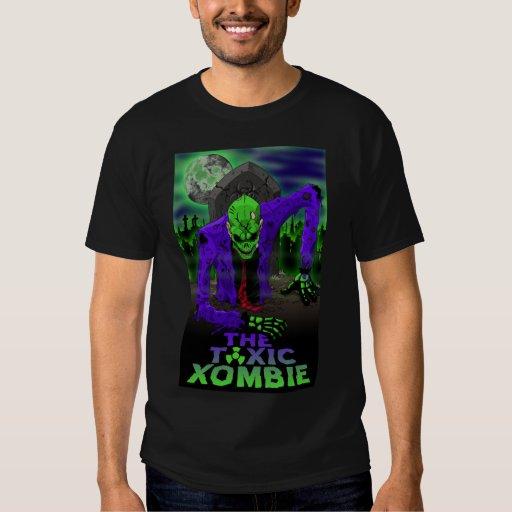 Camiseta tóxica de Xombie Playeras