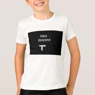 Camiseta tóxica del asesino poleras