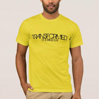 Camiseta TRANSFORMADA del 6:14 de los romanos de