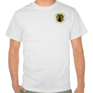 Camiseta trasera/delantera para siempre de Dobes
