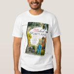Camiseta traviesa #1 de Portland Poleras