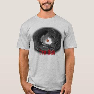 Camiseta Trebuk-Roja del mármol de la lechuga