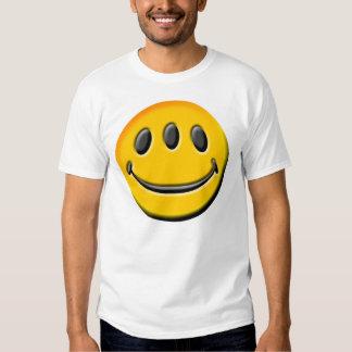 ¡Camiseta Tres-Observada del mutante! Polera