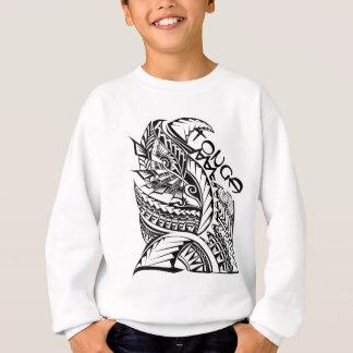Camiseta tribal del diseño de Tonga