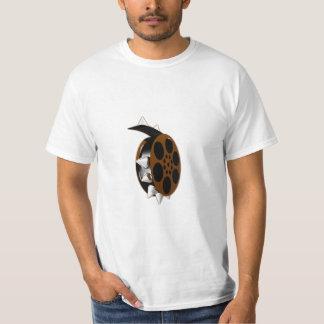 Camiseta tridimensional del punto