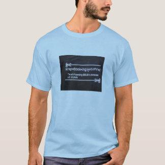 Camiseta única del libro de recuerdos
