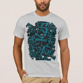 Camiseta única del monopatín