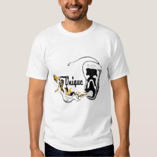 Camiseta única poleras