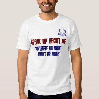 Camiseta unilateral de CFSAC para los adultos Remera