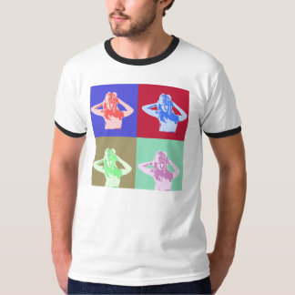 """Camiseta unisex de """"cuatro marcos"""" (edición"""