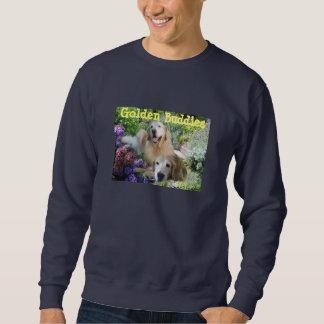 Camiseta unisex de los compinches de oro jersey
