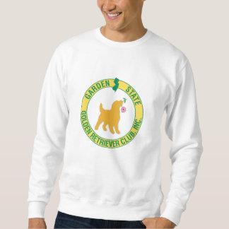 Camiseta unisex de oro del estado jardín sudadera