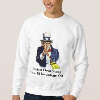 Camiseta unisex del borrón y cuenta nueva del sudaderas encapuchadas