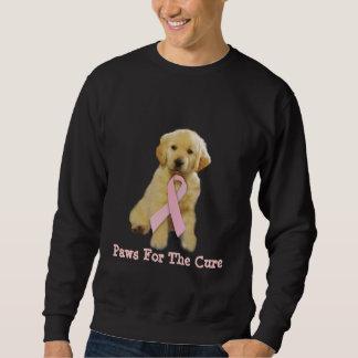 Camiseta unisex del cáncer de pecho del golden