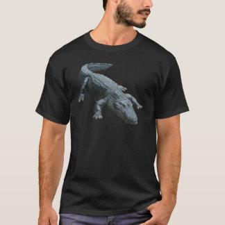 Camiseta unisex del cocodrilo