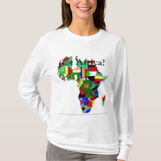 Camiseta urbana africana y etc