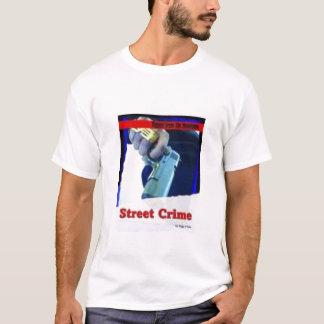 camiseta urbana de la forma de vida