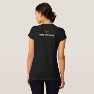 Camiseta urbana del consulado