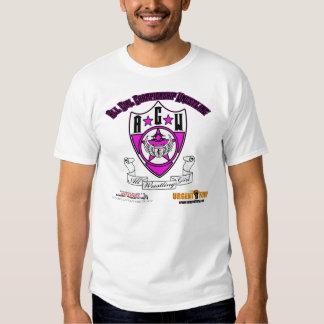 Camiseta urgente del ANUNCIO de la PARODIA de la Playeras