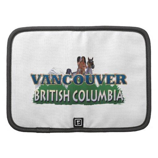 CAMISETA Vancouver Organizador