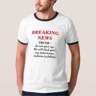 """camiseta """"VERDAD """" Polera"""