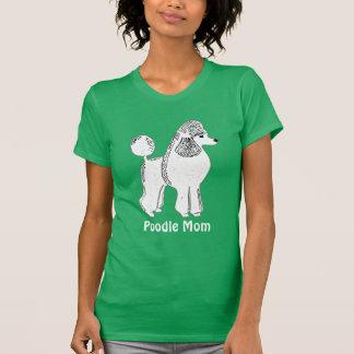 Camiseta verde de Kelly de las mujeres de la mamá