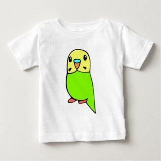 Camiseta verde del Parakeet Playeras