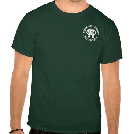 Camiseta verde del SOC