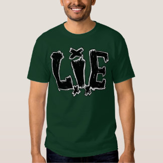 Camiseta verde oscuro playeras