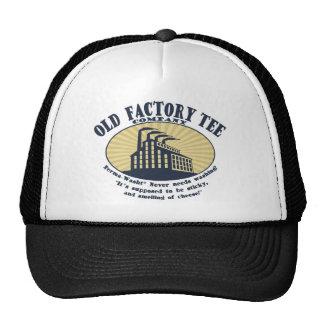 Camiseta vieja Co. de la fábrica Gorras De Camionero