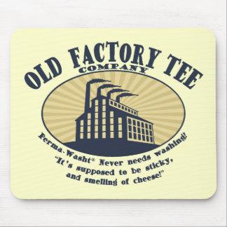 Camiseta vieja Co. de la fábrica Mouse Pad