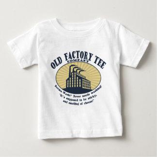 Camiseta vieja Co. de la fábrica Playera Para Bebé