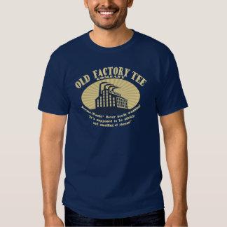 Camiseta vieja Co. de la fábrica Remera