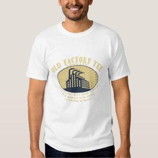 Camiseta vieja Co. de la fábrica Remeras