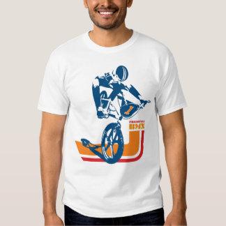 Camiseta vieja de Skool BMX Playera