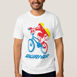 Camiseta vieja de Skool BMX Remera