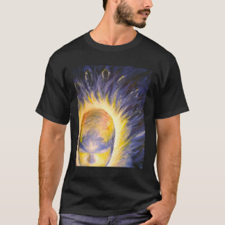 Camiseta vigilante de la mente