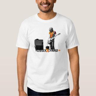 Camiseta vol.1 de la Micro-Fibra del Poleras