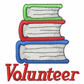 Camiseta voluntaria de la biblioteca